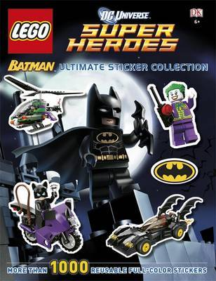 LEGO Batman Ultimate Sticker Collection (DC Universe Super Heroes)