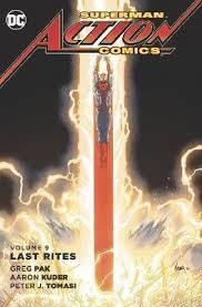Superman Action Comics Vol. 9: Last Rites (The New 52!)