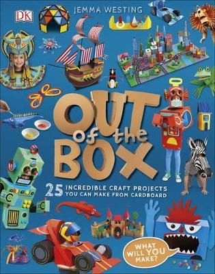 Out of the Box: Build Something Brilliant from Recycled Card