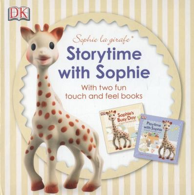 Storytime with Sophie (Sophie La Girafe)
