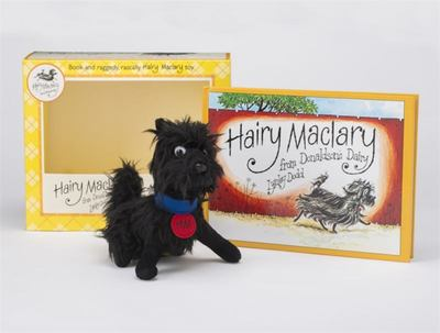 Hairy Maclary Book & Toy Gift Set