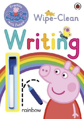 Wipe-Clean Writing (Practise with Peppa Pig)
