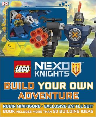 LEGO Nexo Knights (Build Your Own Adventure)