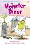 The Monster Diner (Usborne Very First Reading #13)