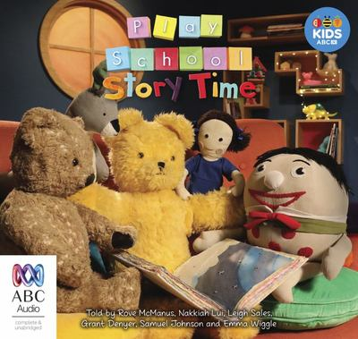 Play School Story Time (Audio CD)