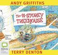 The 91-Storey Treehouse (Audio CD; unabridged; 2 CDs)