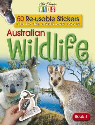 Aust Wildlife 50 Stickers