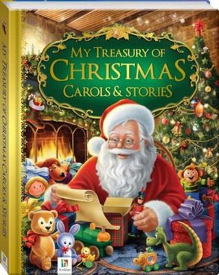 My Treasury of Christmas Carols and Stories (new internals)