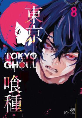 Tokyo Ghoul: Vol 8