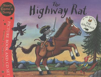 The Highway Rat (Book & CD)