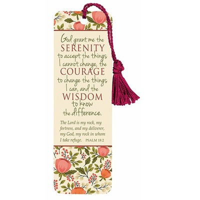 Bookmark Grant me the Serenity