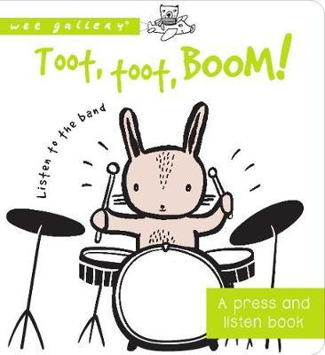 Toot, Toot, Boom! Listen to the Band (Board)