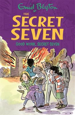 Good Work, Secret Seven (#6)