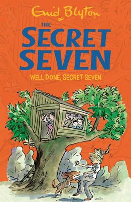 Well Done, Secret Seven (#3)