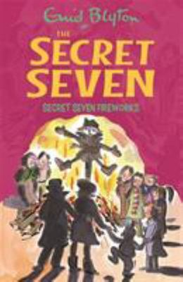 Secret Seven Fireworks (#11)