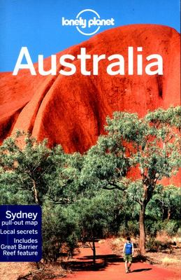 Lonely Planet Australia (Travel Guide) (18th Edition)
