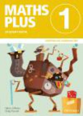 Maths Plus 1 SB and AB AC - Oxford - OLD EDITION