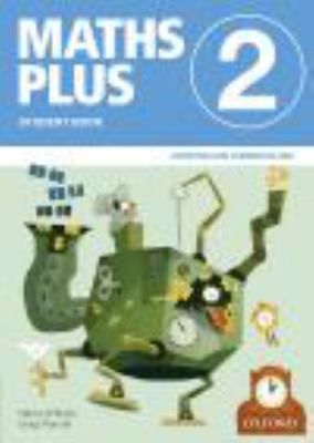 Maths Plus 2 SB and AB AC - Oxford - OLD EDITION