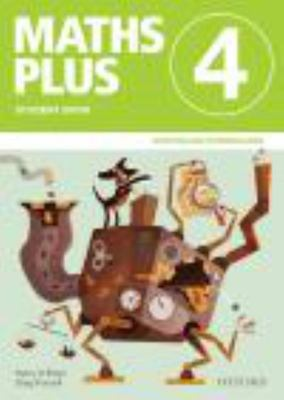 Maths Plus 4 SB and AB AC - Oxford - OLD EDITION