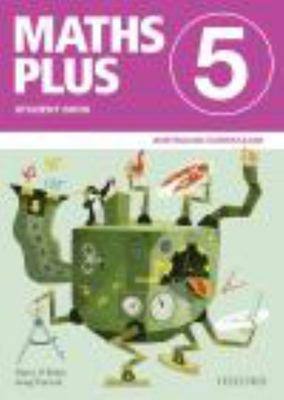 Maths Plus 5 SB and AB AC - Oxford - OLD EDITION