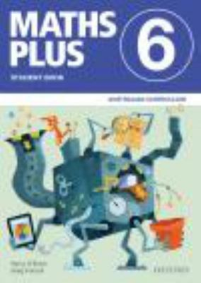 Maths Plus 6 SB and AB AC - Oxford - OLD EDITION