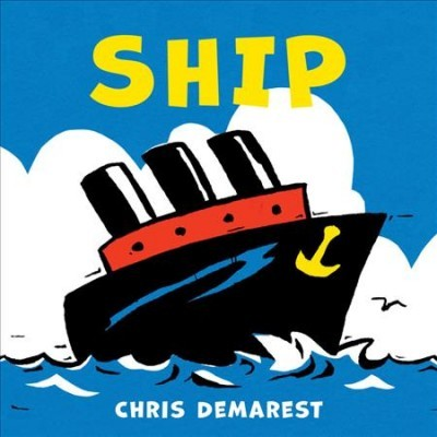Ship (Board Book)