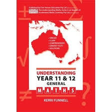 Understanding Maths: Year 11 & 12 General Maths (NZ Years 12 & 13)