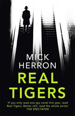 Real Tigers (Jackson Lamb #3)