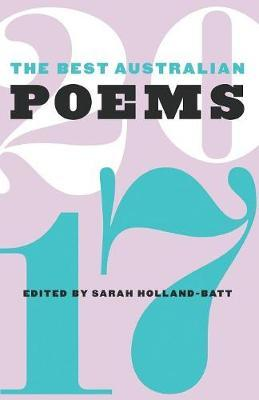 Best Australian Poems 2017
