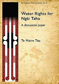 Water Rights for Ngai Tahu