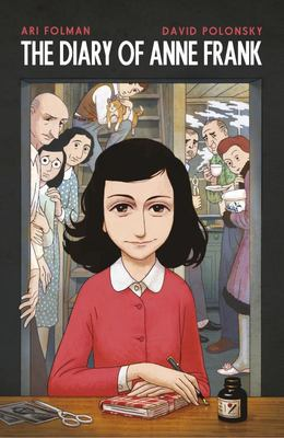 The Diary of Anne Frank: The Graphic Adaptation