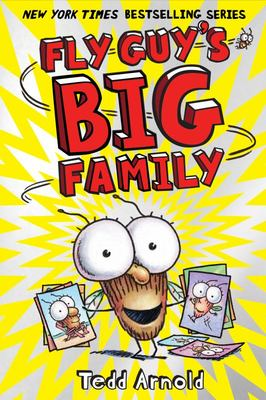 Fly Guy's Big Family (Fly Guy #17)