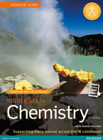 Pearson Baccalaureate: Chemistry Higher Level: Print and eText bundle for the IB Diploma (2e)
