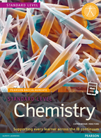 Pearson Baccalaureate: Chemistry Standard Level: Print and eText bundle for the IB Diploma (2e)