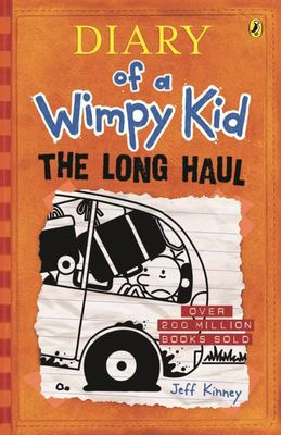 The Long Haul (#9 Diary of a Wimpy Kid)
