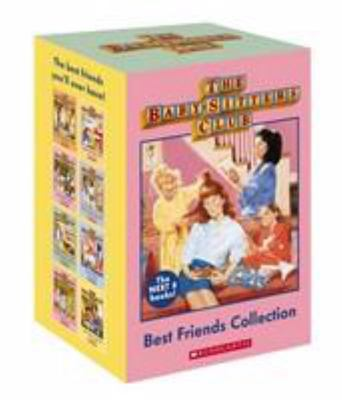 Baby-Sitters Club Best Friends Collection (#9-16)