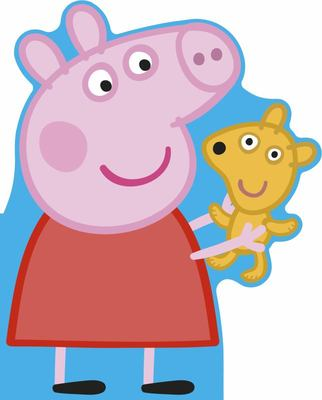 Peppa Pig: All About Peppa