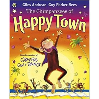The Chimpanzees Of Happy Town
