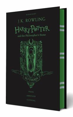 Harry Potter and the Philosopher's Stone (#1 Slytherin Ed HB)