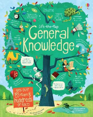General Knowledge (Usborne Lift-the-Flap Board Book)