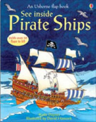 See Inside Pirate Ships (Lift-the-Flap)