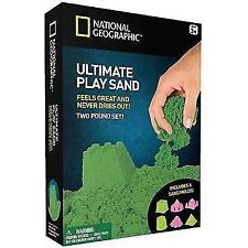 Green Kinetic Sand (National Geographic)