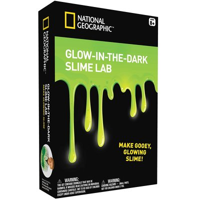 Glow-in-the-Dark Slime Lab (National Geographic)