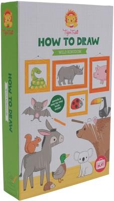Wild Kingdom: How to Draw Set