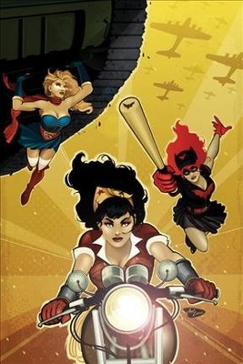 Dc Comics - Bombshells Vol. 6 - War Stories