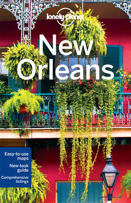 New Orleans Lonely Planet (7th ed.)