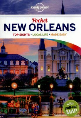 Pocket New Orleans Lonely Planet 2nd edition