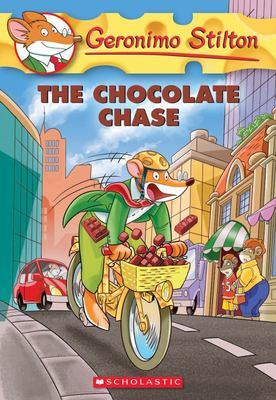 The Chocolate Chase (Geronimo Stilton #67)