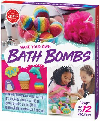 Make Your Own Bath Bombs (Klutz)