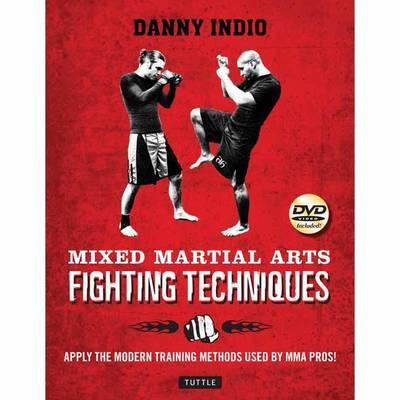 Mixed Martial Arts Fighting Techniques (Book & DVD)
